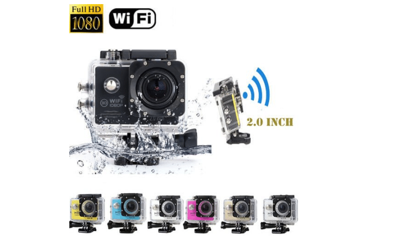 cheap action cam