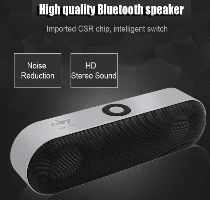 best bluetooth speaker aliexpress