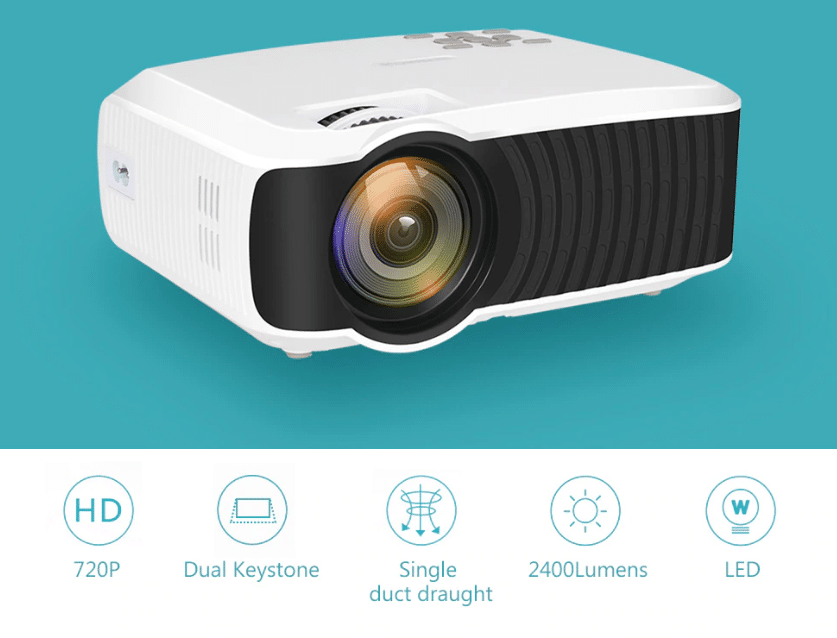 best chinese projector 2019