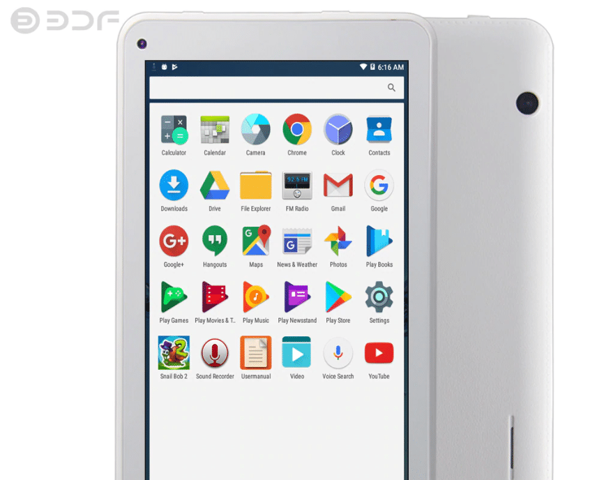 cheap android tablet under 50