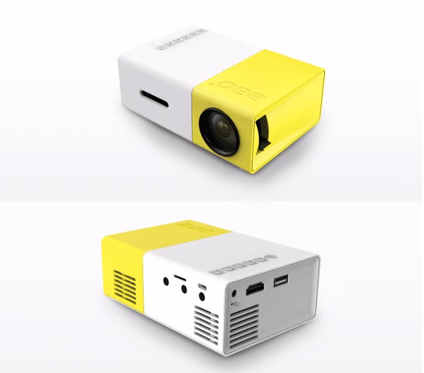 cheap mini usb projector