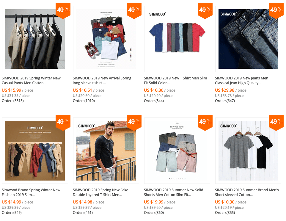 best aliexpress men clothing cheap and free shipping