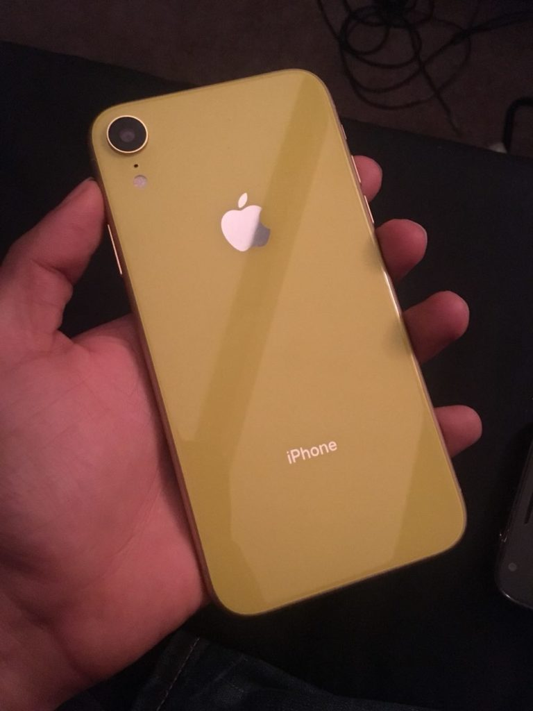 iphone xr fake