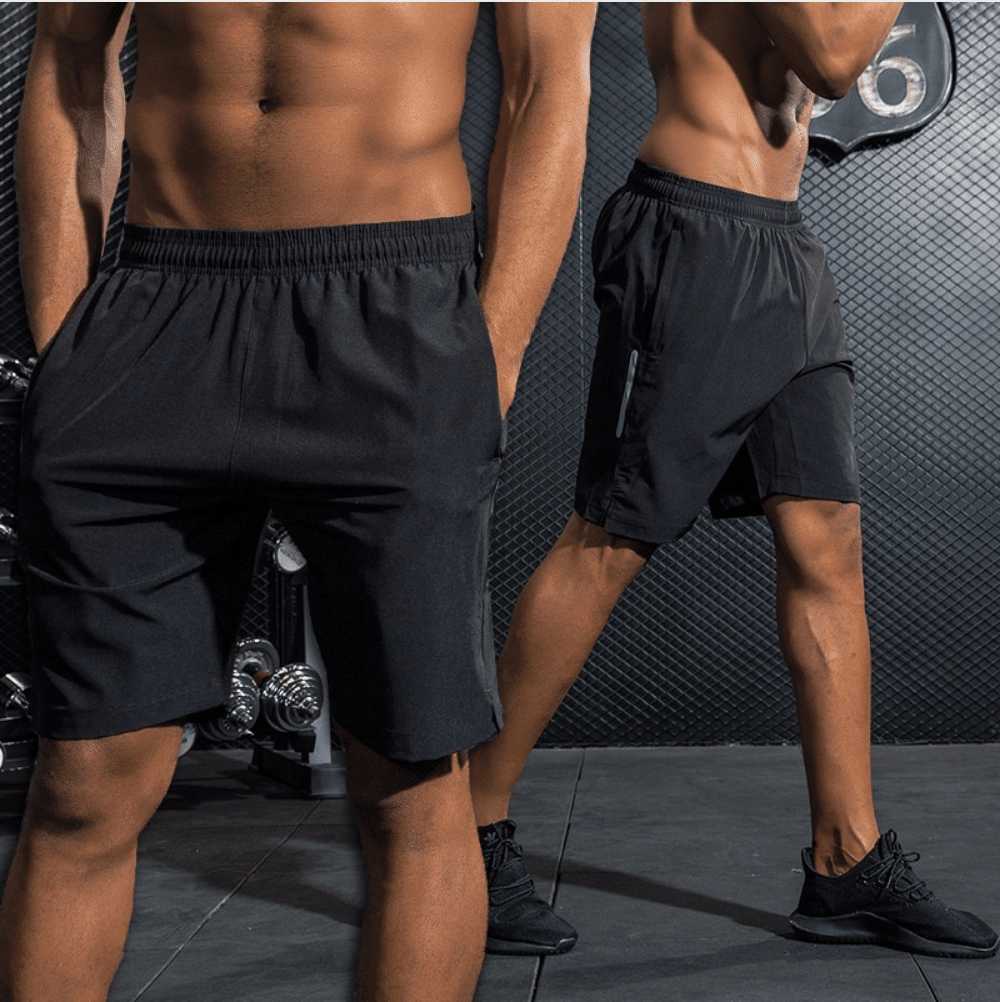 gym shorts for men