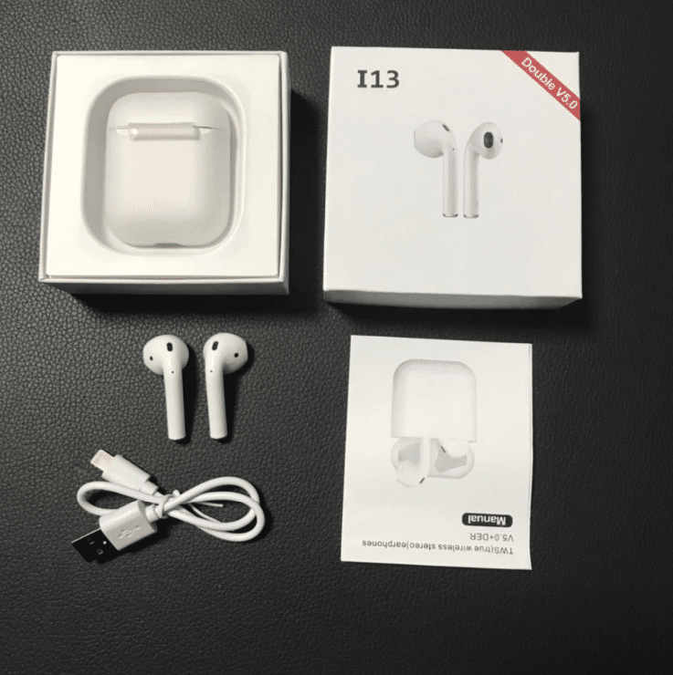 i13 tws review - airpod clone