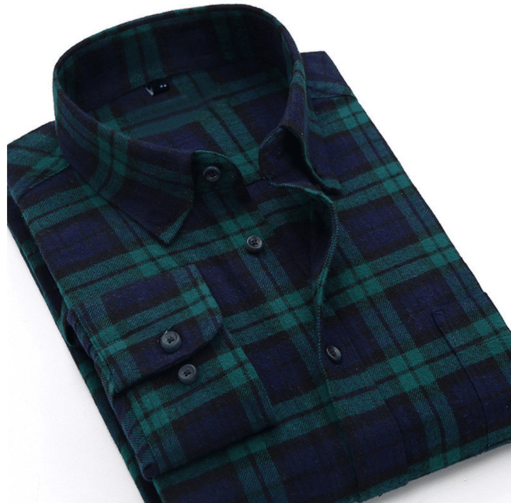 flannel shirt mens