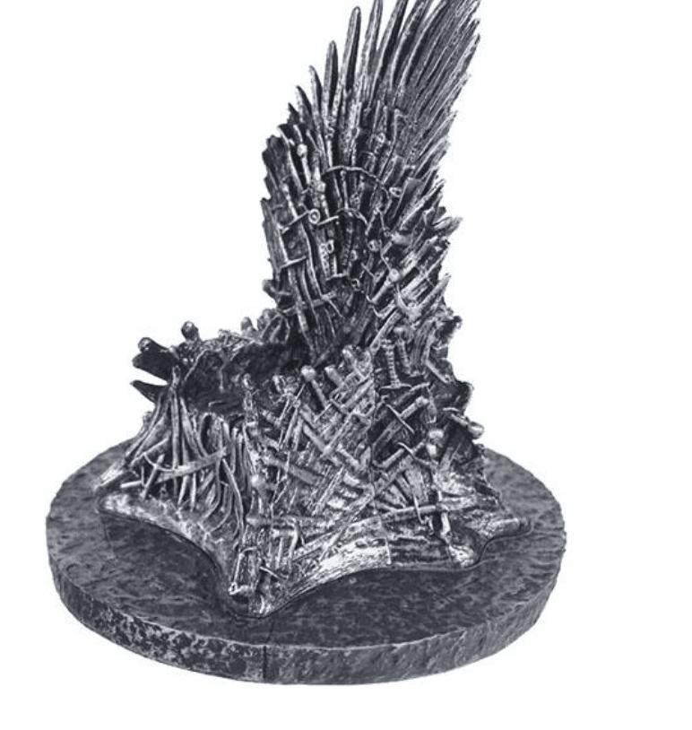iron throne replica
