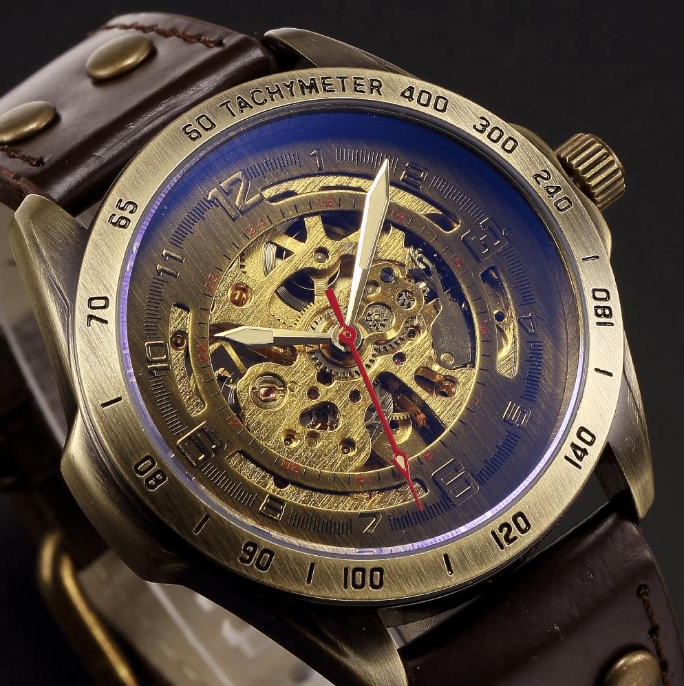 cheapest mechanical watches