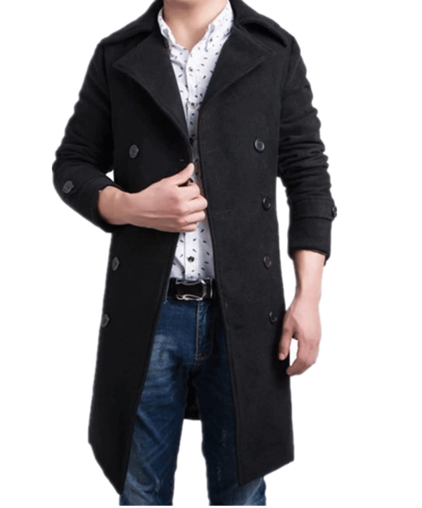 long coat men