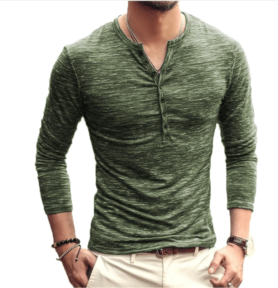 v neck t shirts full sleeves