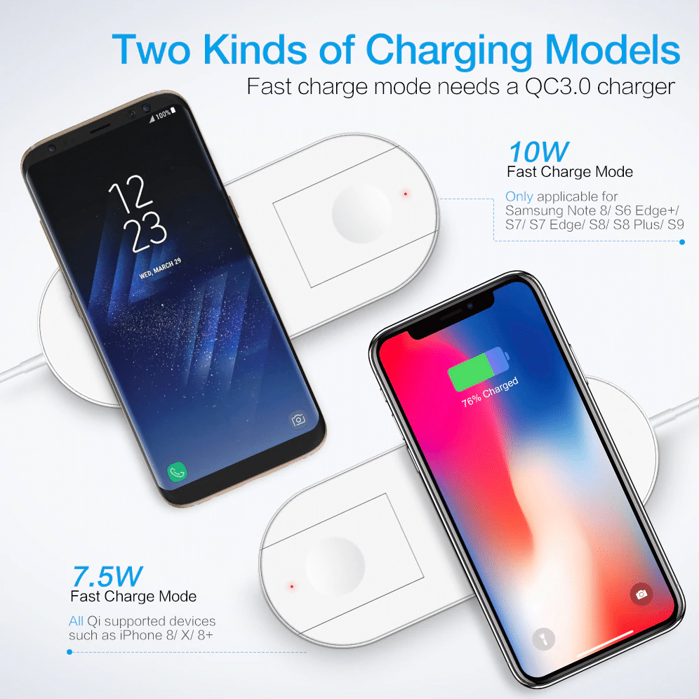 wireless charging apple