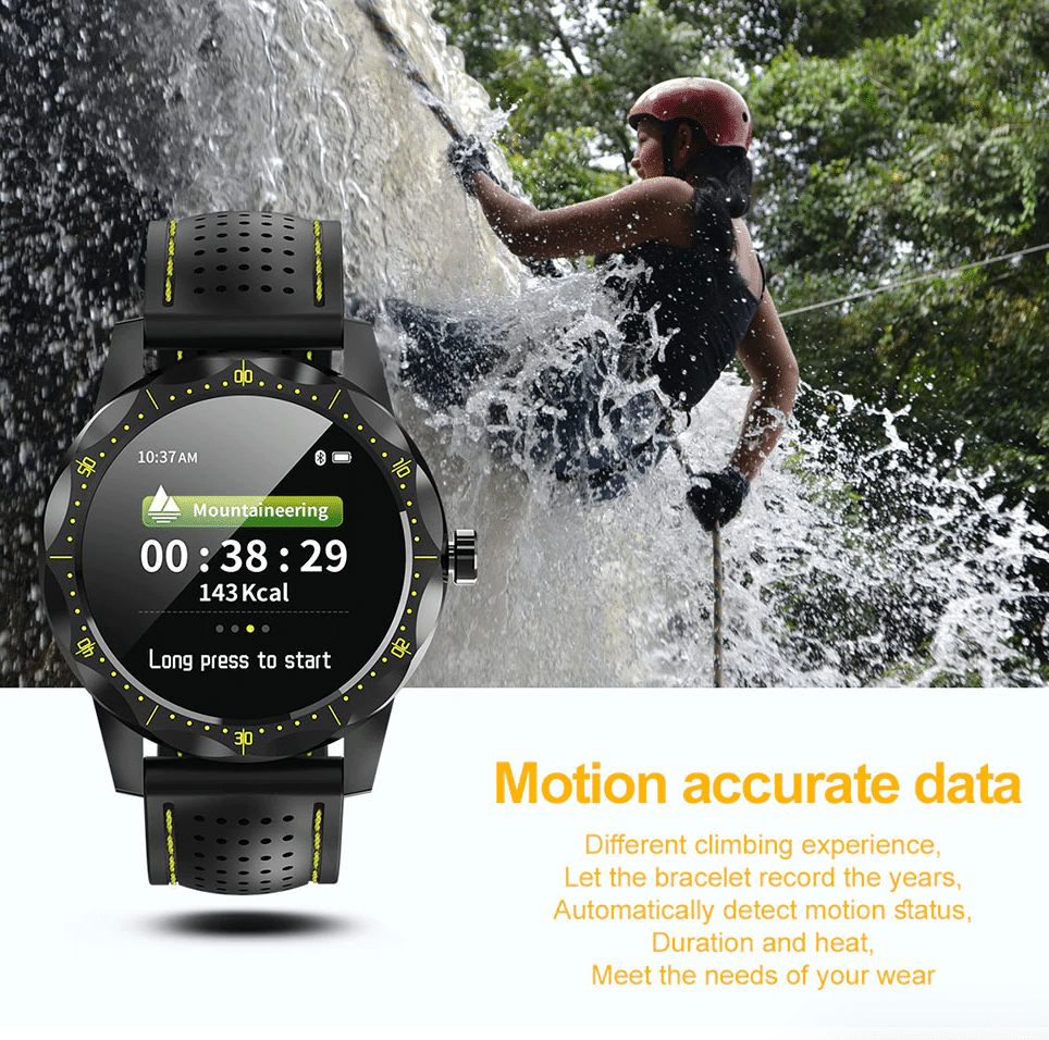 waterproof smartwatch for iphone