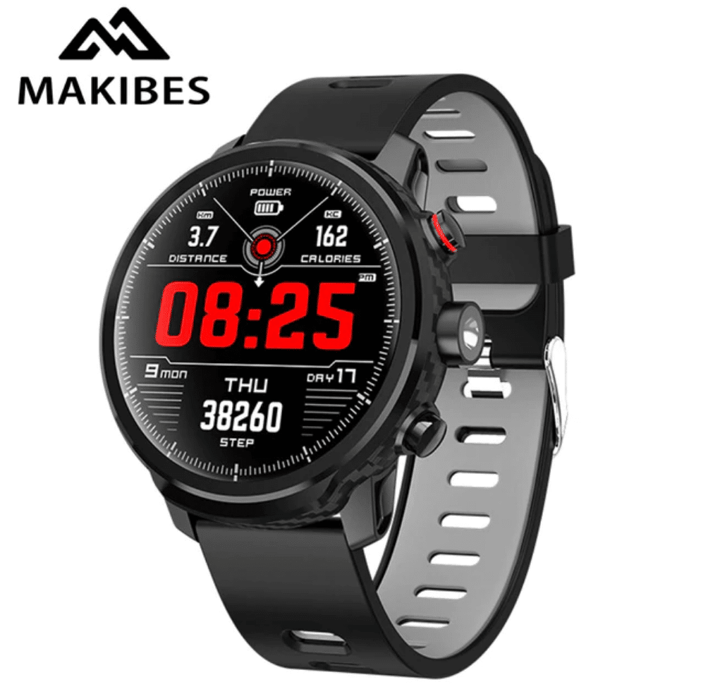 waterproof smartwatch ip68