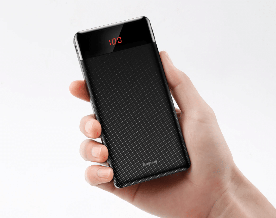 baseus 10000mah power bank