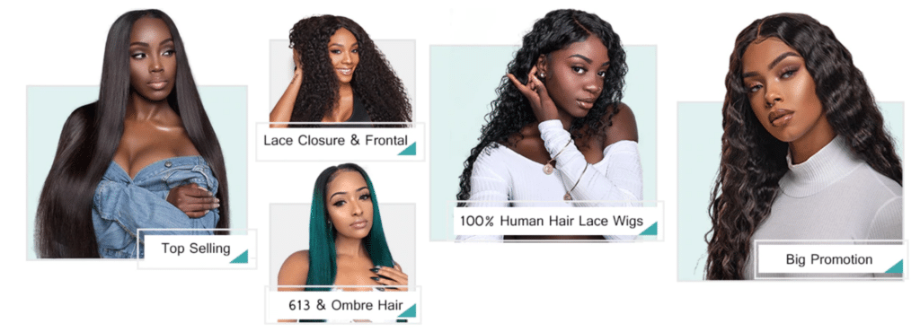 natural hairstore aliexpress
