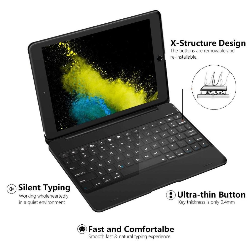 best ipad keyboard case