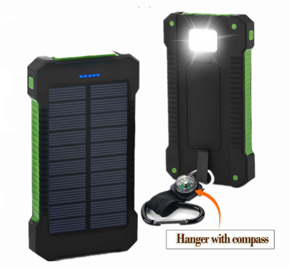 solar power power bank
