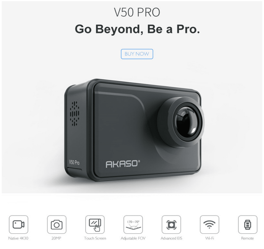 Top GoPro Alternatives | Best Chinese Products