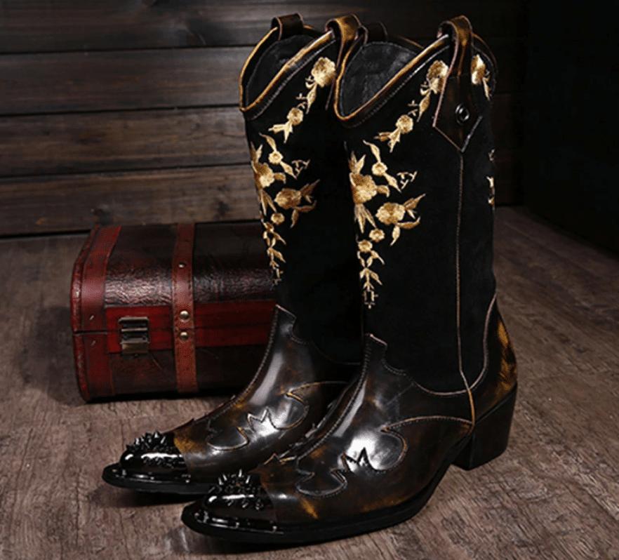 best cowboy boots aliexpress