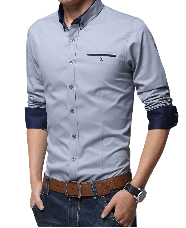 shirt for men cheap online free shipping