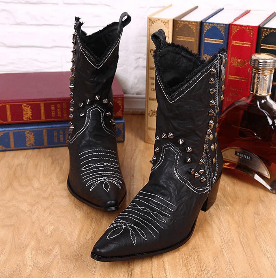cheap cowboy boots china