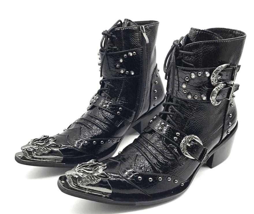 rugged cowboy boots aliexpress