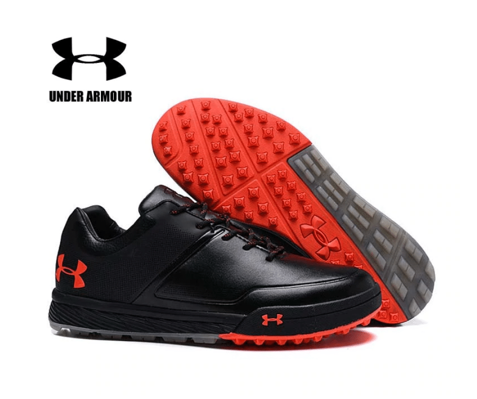 Under Armour Slingflex Orange and Black