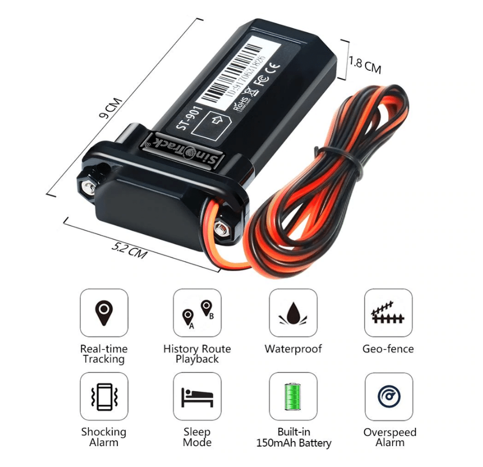 Best Car GPS Tracker No Monthly Fee | Best Chinese Products