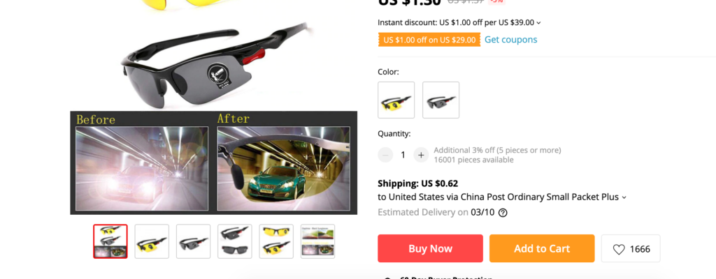 what not to buy on aliexpress