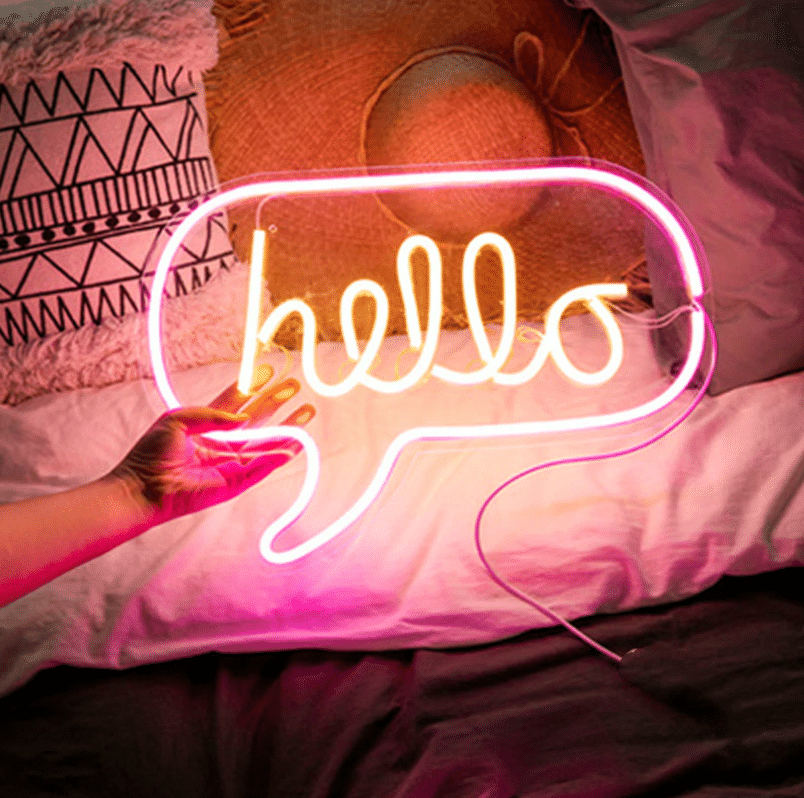 LED neon sign aliexpress
