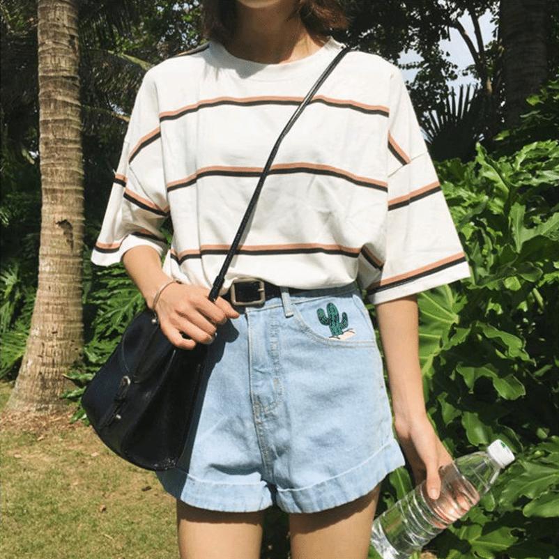 aliexpress kawaii tshirt
