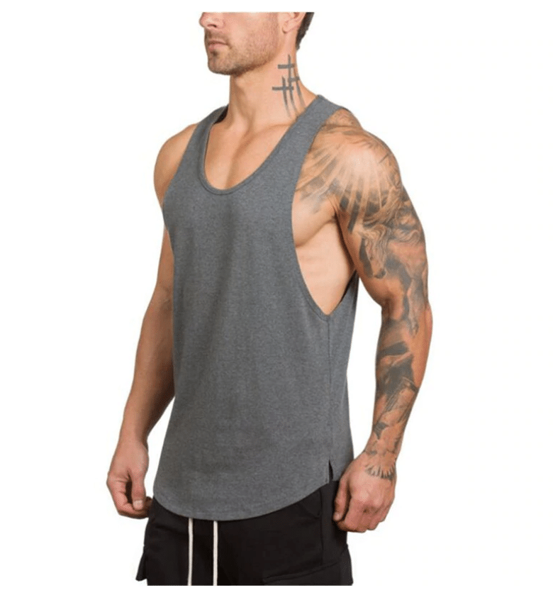 mens summer tank tops