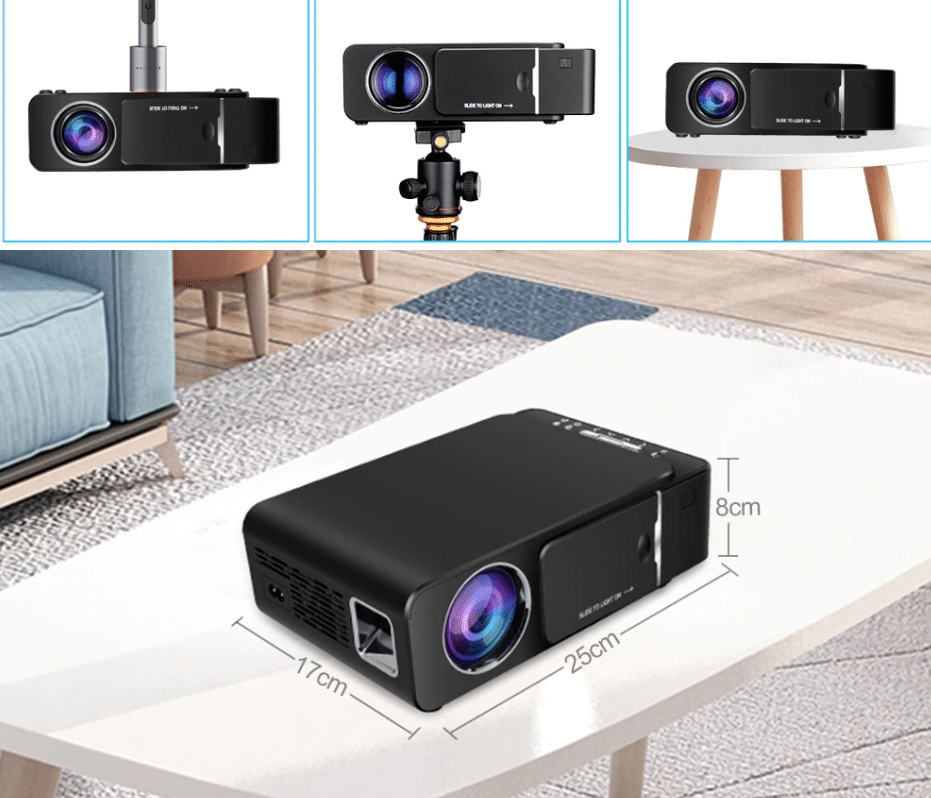 portable mini projector aliexpress