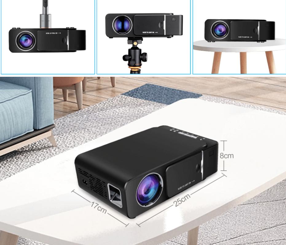 portable mini projector aliexpress
