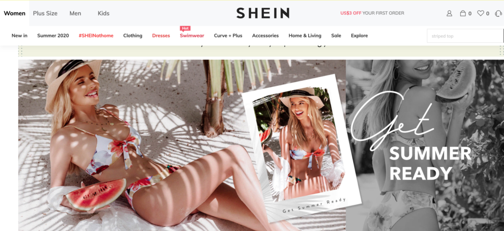 shein china wholesale fashion