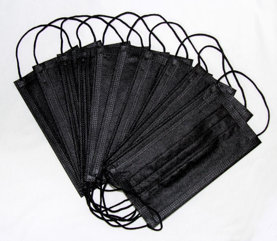 Black Filter Mask
