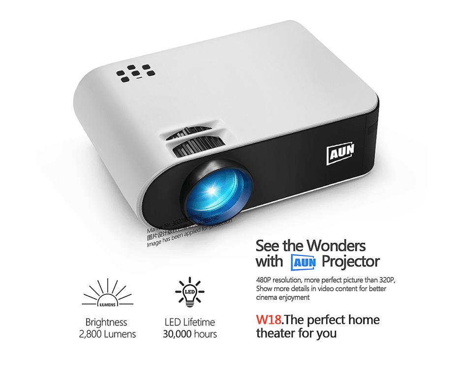 under 100 projector
