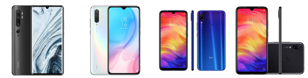 xiaomi smartphones on amazon