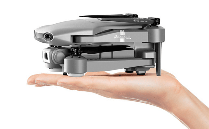 4k gps drone