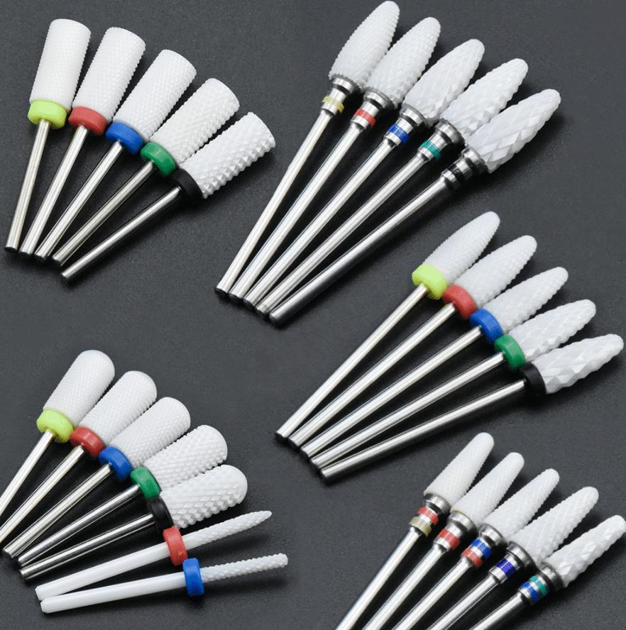 ceramic nail drills