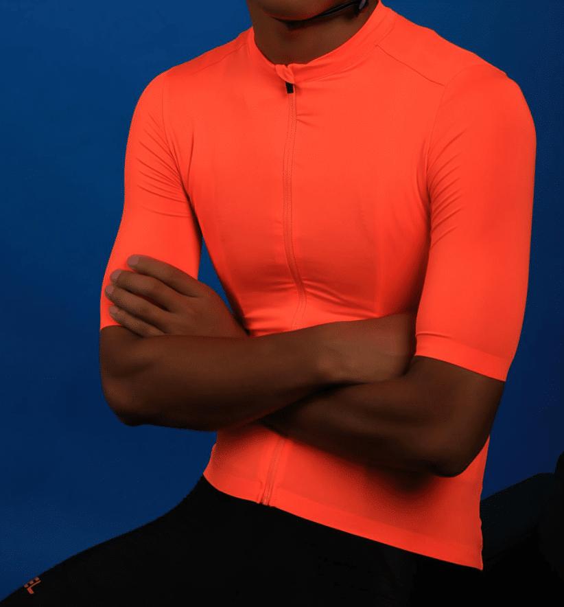 reflective cycling jersey china