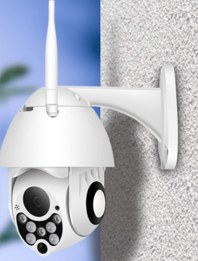 outdoor chinese IP camera