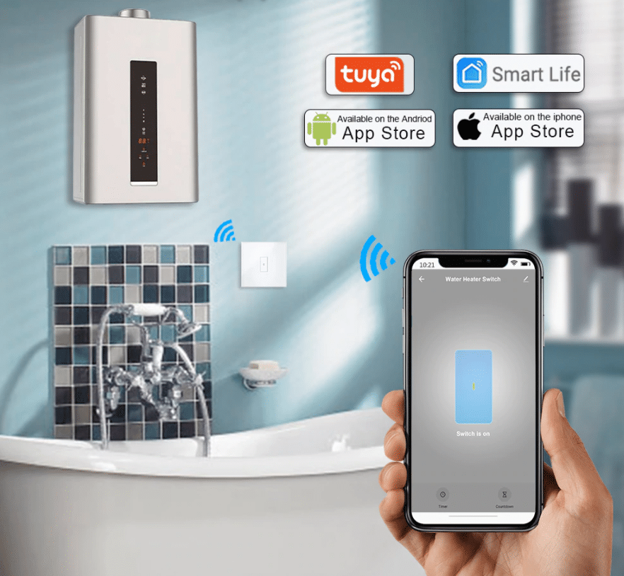 wifi smart heater