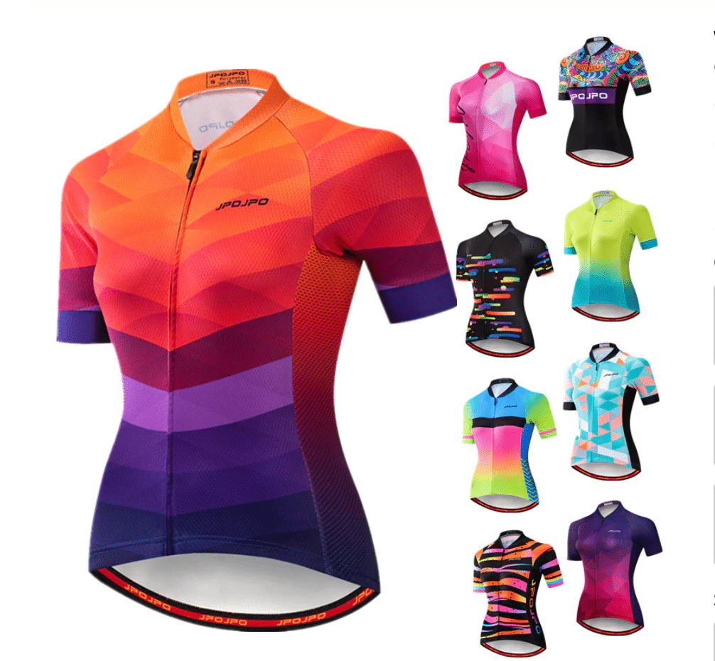 womens cycling jersey from china