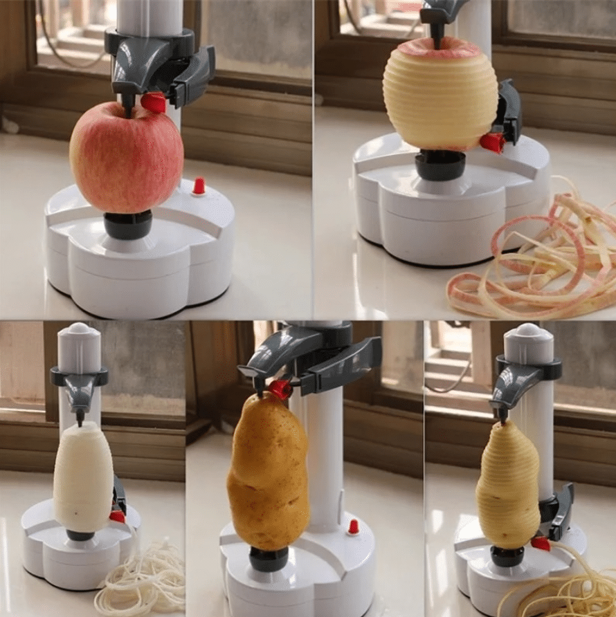 Electric multifunction fruit and vegetable peeler aliexpress