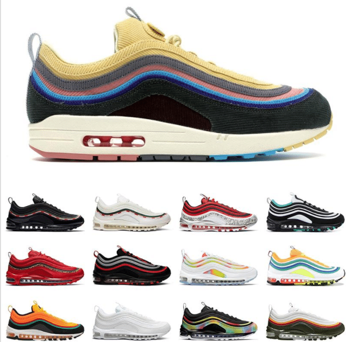 sean wotherspoon airmax 97