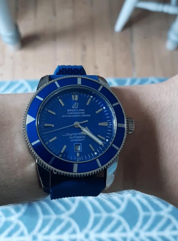 breitling blueocean jason007 dhgate
