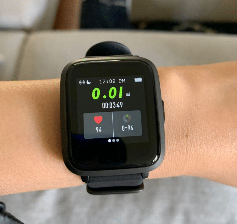 ufit fitness tracking