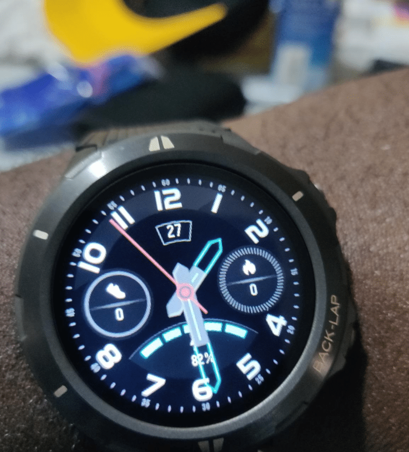 umidigi uwatch design