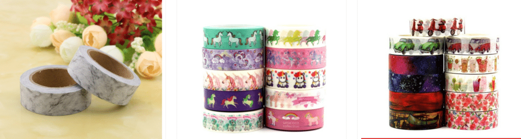 washi tape aliexpress